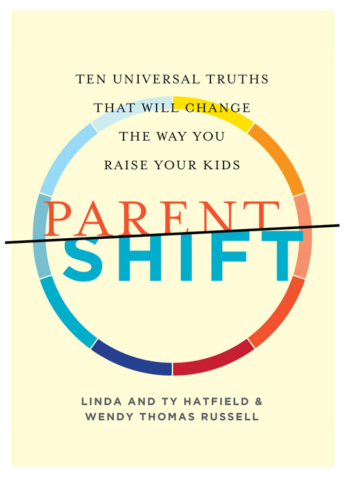 ParentShift - The Book